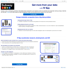 subway labs design - before