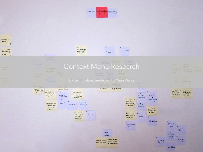 context menu research - cover